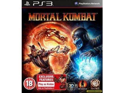 PS3 Mortal Kombat