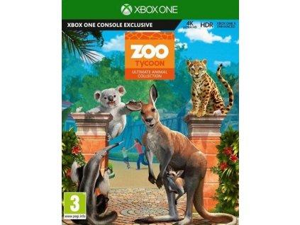 XONE Zoo Tycoon Ultimate Animal Collection