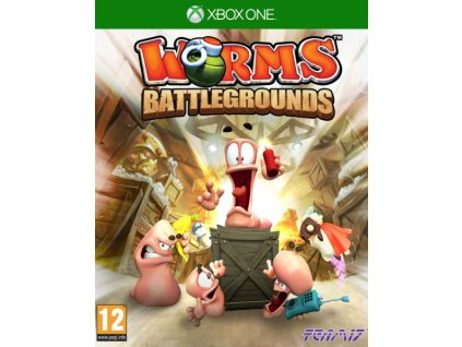 worms battlegrounds xone