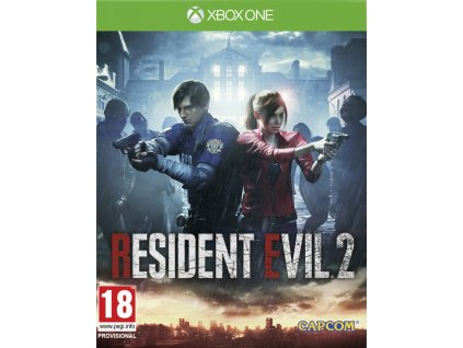 XONE Resident Evil 2