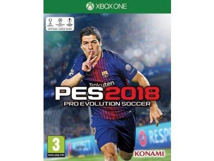 XONE Pro Evolution Soccer 2018
