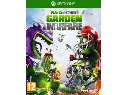 XONE Plants vs Zombies Garden Warfare