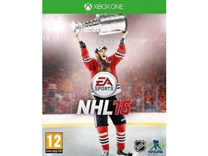 XONE NHL 16 CZ