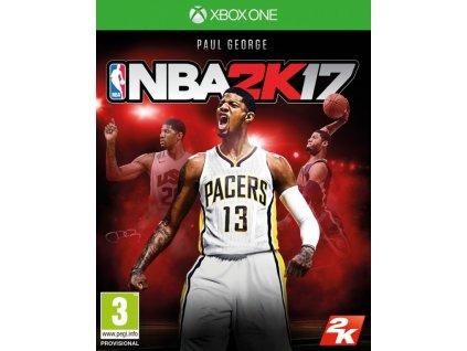 XONE NBA 2K17