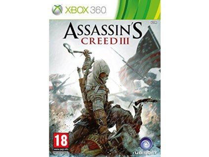 X360 Assassins Creed 3