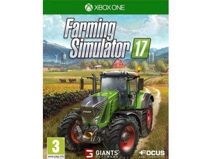 XONE Farming Simulator 17