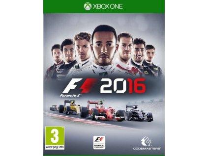XONE F1 2016