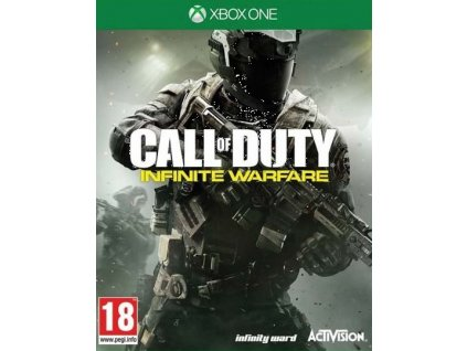 XONE Call of Duty Infinite Warfare
