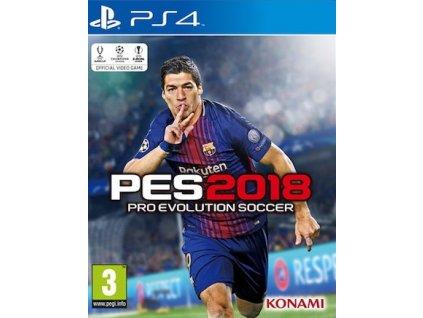 PS4 Pro Evolution Soccer 2018