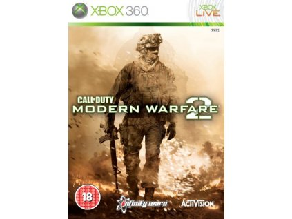 X360 Call of Duty Modern Warfare 2