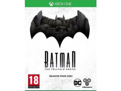 XONE Batman The Telltale Series