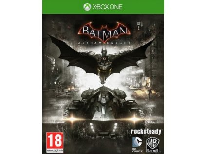 XONE Batman Arkham Knight