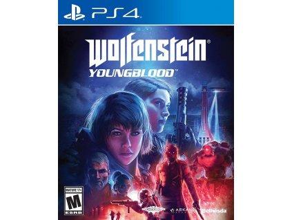 PS4 Wolfenstein Youngblood