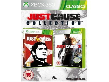 X360 Just Cause Collection-