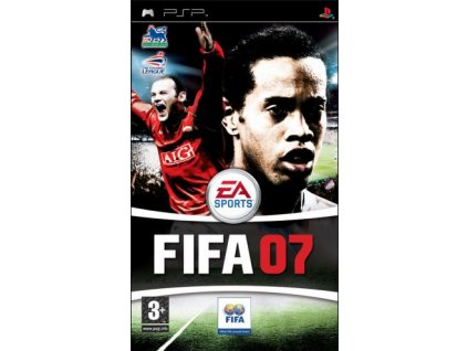 PSP FIFA 07