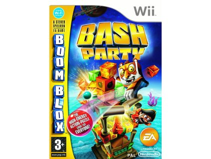 Wii Boom Blox Bash Party