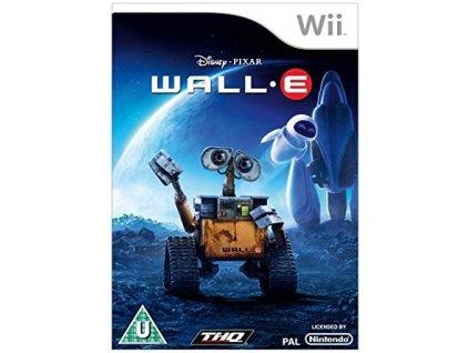 Wii Disney WALL-E