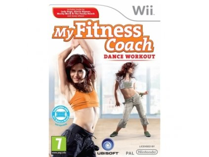Wii My Fitness Coach Dance Workout