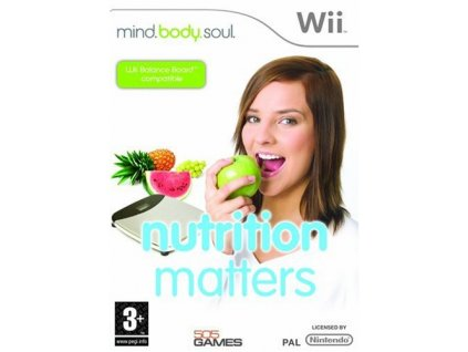 Wii Nutrition Matters