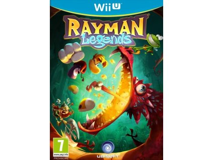 WiiU Rayman Legends-