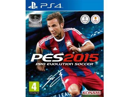 vyrn 89Pro Evolution Soccer 2015 PS4