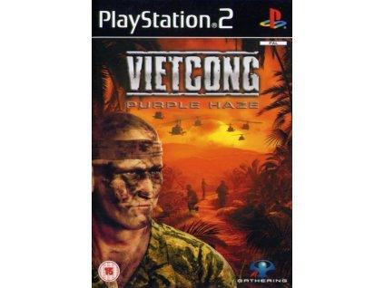 PS2 Vietcong Purple Haze