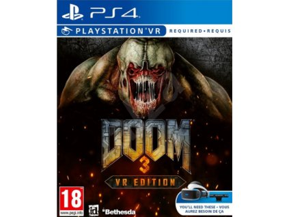 PS4 Doom 3 VR Edition