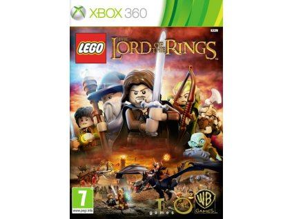 X360 LEGO The Lord of the Rings-