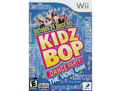 Wii Kidz Bop Dance Party