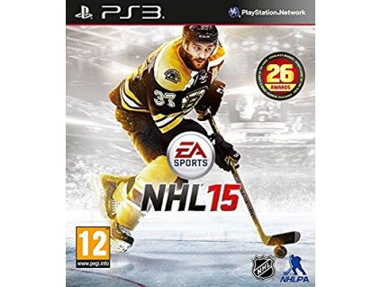PS3 NHL 15 CZ