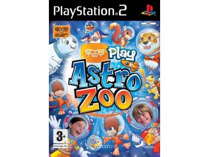 PS2 EyeToy Play Astro Zoo CZ