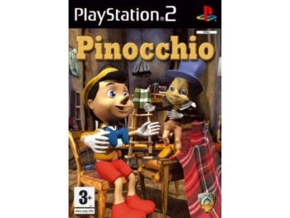 PS2 Pinocchio