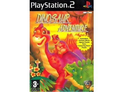PS2 Dinosaurs Adventure