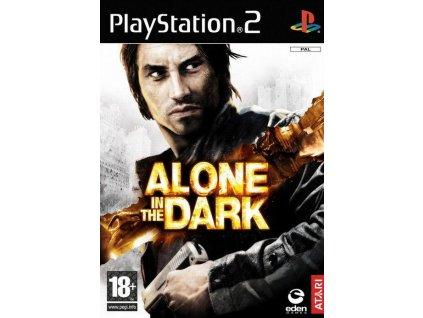 PS2 Alone In The Dark