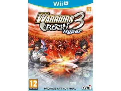 WiiU Warriors Orochi 3 Hyper