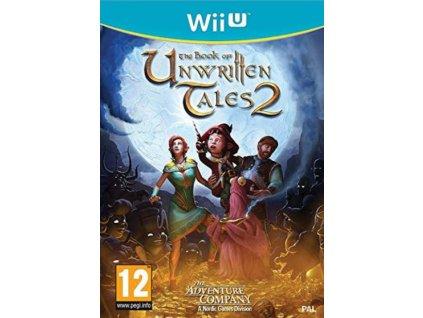 WiiU The Book of Unwritten Tales 2