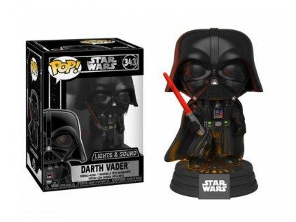 Merch Funko Pop! 343 Star Wars Darth Vader