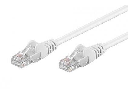 PS4/PS3/XONE/X360 kabel UTP 1m bílý