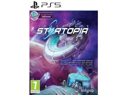 PS5 Spacebase Startopia