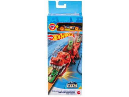 Toys Hot Wheels Dino Launcher