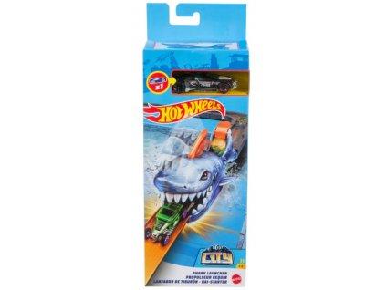 Toys Hot Wheels Shark Launcher