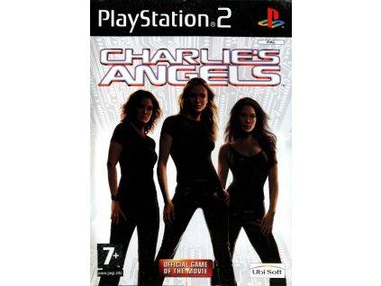 PS2 Charlies Angels