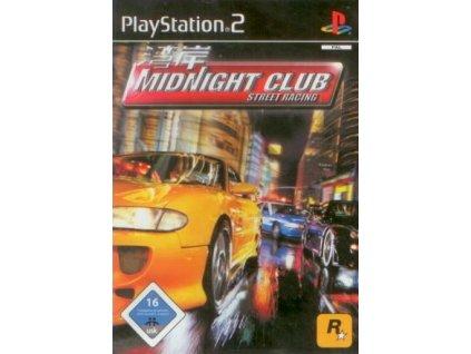 PS2 Midnight Club