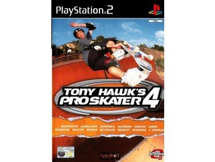 PS2 Tony Hawks Pro Skater 4