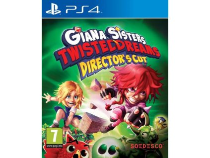 giana sisters twisted dreams director s cut ps4 pouzite