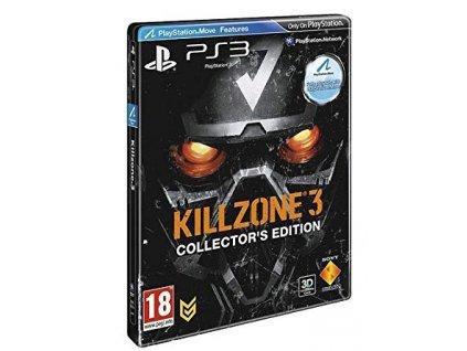 PS3 Killzone 3 Collectors Edition Steelbook