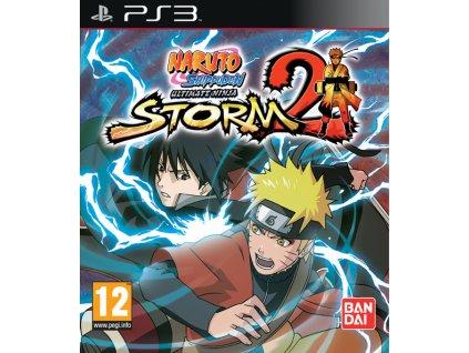 PS3 Naruto Shippuden Ultimate Ninja Storm 2