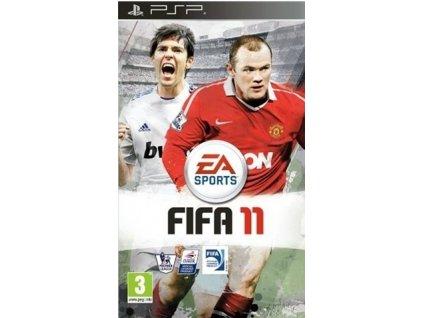 PSP FIFA 11