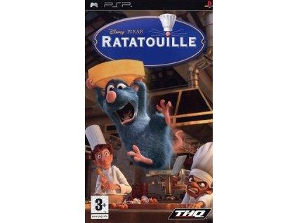 PSP Ratatouille