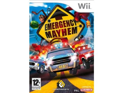 Wii Emergency Mayhem